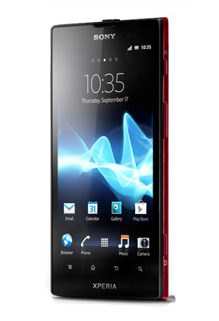 Смартфон Sony Xperia ion Red - Пенза